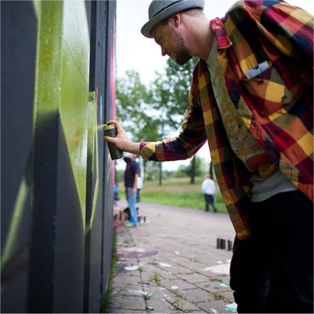 Grafitti-streetart