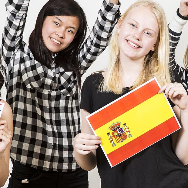 Spansk hold